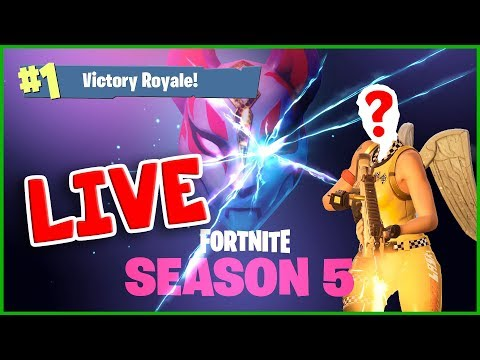 Fortnite SEASON 5 UPDATE - WHAT??? Part 1