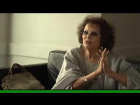 Claudia Cardinale - Luchino Visconti - Entretien : Olivier Bombarda