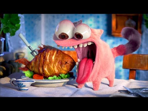 THE FOOD THIEF - 3D Animated Short Film Trailer