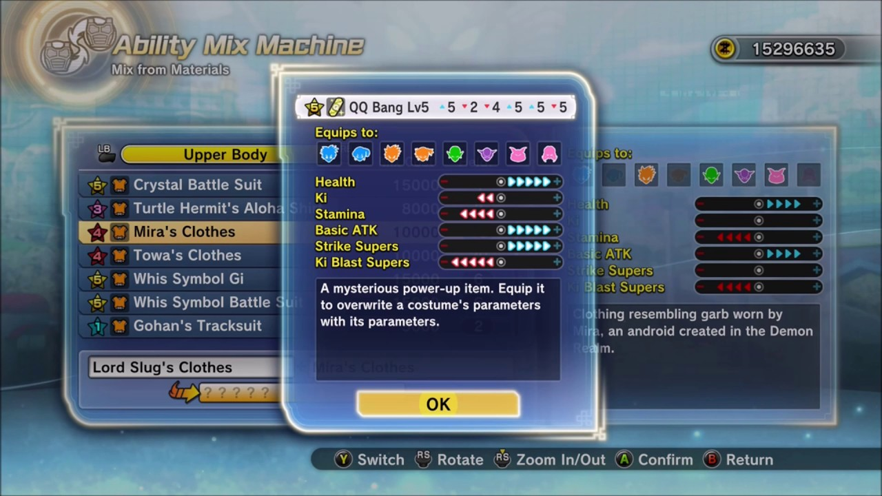 f48ad1d276 Dragon Ball Xenoverse 2 Strike QQ Bang - YouTube