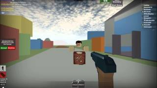 Roblox Apocalypse Rising [Episode 71] Riding Segways to School