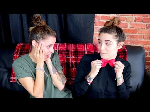 Dressing My Wife In My Clothes | LESBIAN COUPLE | thumbnail