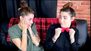 Dressing My Wife In My Clothes | LESBIAN COUPLE |