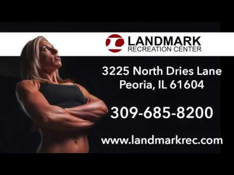 Landmark Recreation Center - Our Comprehensive Health Club