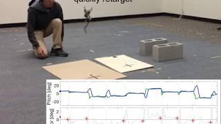 Salto-1P Robot Precision Jumping Limits