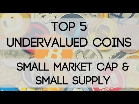 Top 5 Undervalued Alt-Coins For Huge Returns In 2018 | WABI, NEBL & More!!!
