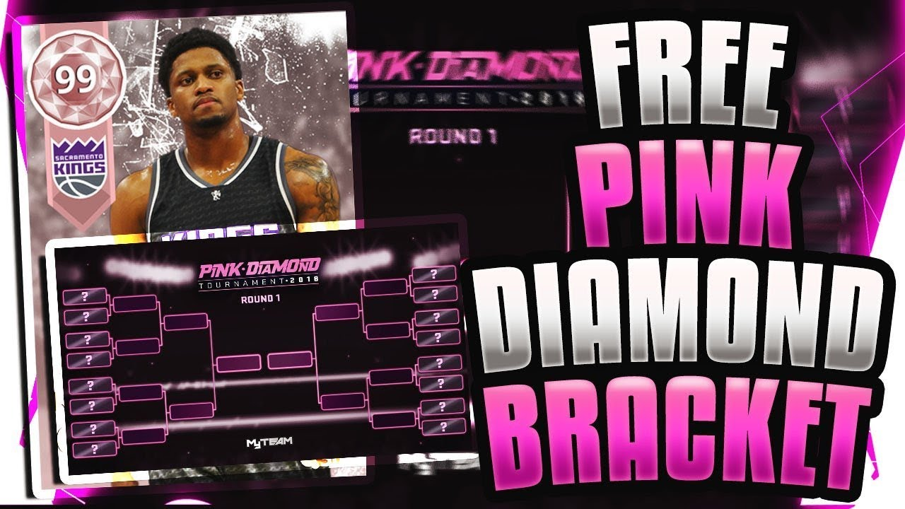a5c6f05a341 FREE PINK DIAMOND TOURNAMENT IS BACK! PINK DIAMOND RUDY GAY  NBA 2K18 PINK  DIAMOND LOCKER CODES!