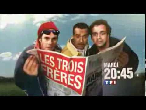 Bande Annonce - Les Trois Frères Mardi 20H45 Sur TF1 poster