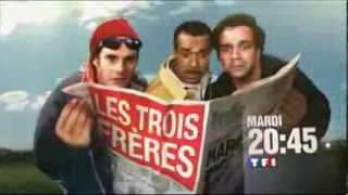 Bande Annonce - Les Trois Frères Mardi 20H45 Sur TF1