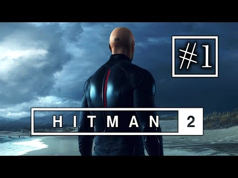 HITMAN 2 | NIGHTCALL |  SUİKASTE GİRİŞ 101