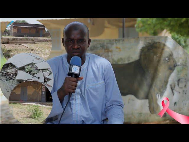 Malgré les efforts, l'école Armand Ndiaye attend toujours une solution face à l'état de...