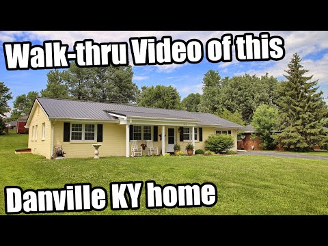 Homes for sale in kentucky danville ky jefferson youtube for Home builders in kentucky