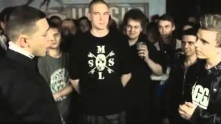 Лучший момент батла Oxxxymiron VS Johnyboy
