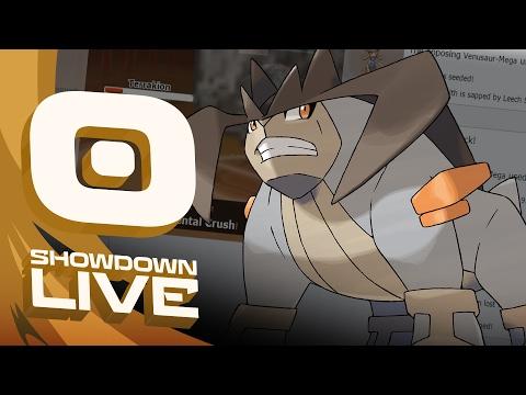 """TERRAKION CRUSHES CONTINENTS"" Dugtrio Suspect Laddering #3 - Pokemon Sun and Moon! Showdown Live!"