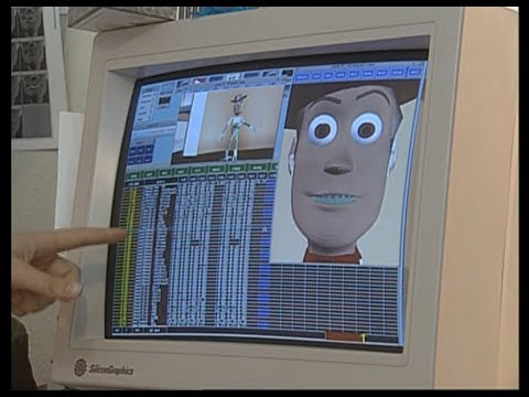 How Are Characters Animated at Pixar?  Toy Story
