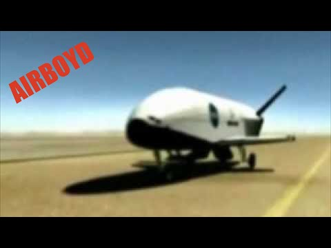 Air Force To Launch First X-37B Orbital Test Vehicle (2010)