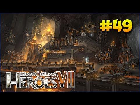 Герои 7 - Прохождение #49 Северные кланы (Слава превыше смерти)