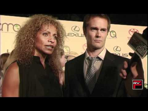 Michelle Hurd and Garrett Dillahunt at the 2010 EMA Awards
