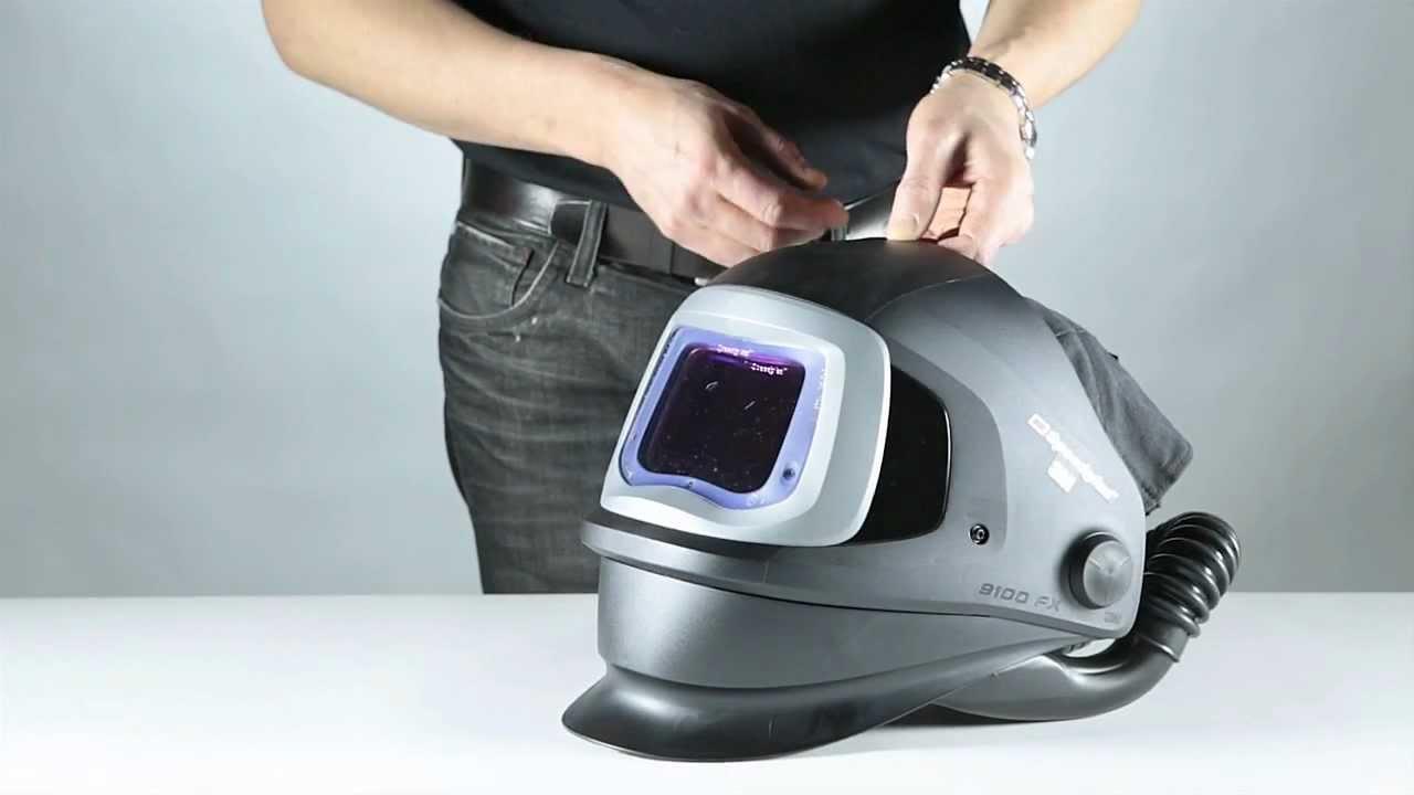 Additional Head Cover For Speedglas Welding Helmet 9100 Fx