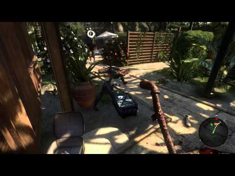 """Dead Island: Part 1 - """"Welcome to Body Worlds"""""""