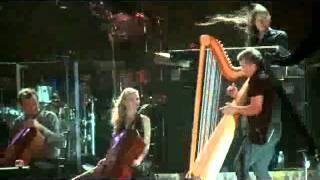 Victor Espinola   Solo de Harpa   Yanni Live at El Morro