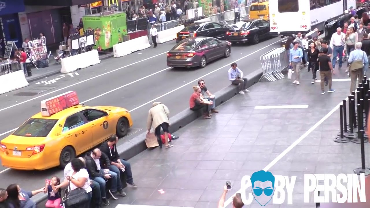 The Homeless Billionaire Prank !! - YouTube