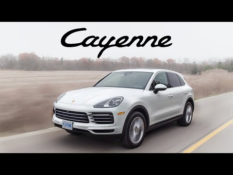 2019 Porsche Cayenne Review - All New Base Cayenne