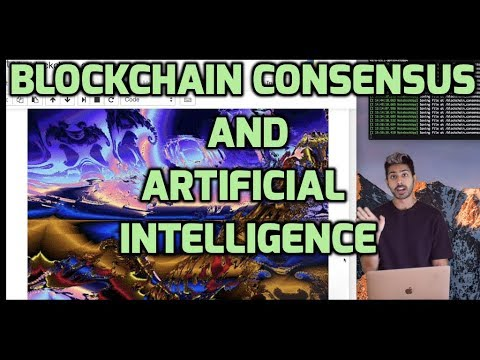 Blockchain Consensus Algorithms and Artificial Intelligence