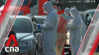 COVID-19 situation across Europe is worrying, says Germany