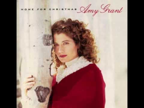 Amy Grant - I'll Be Home for Christmas - YouTube