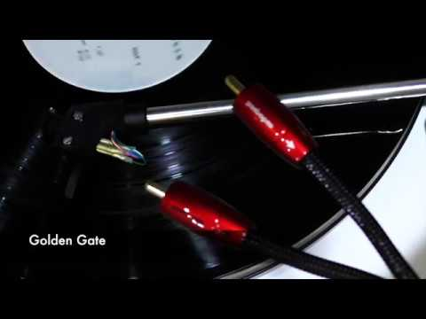 Audioquest Golden Gate vs Basic RCA interconnects