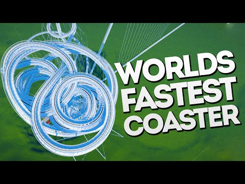 THE FASTEST COASTER EVER!! Planet Coaster Gameplay
