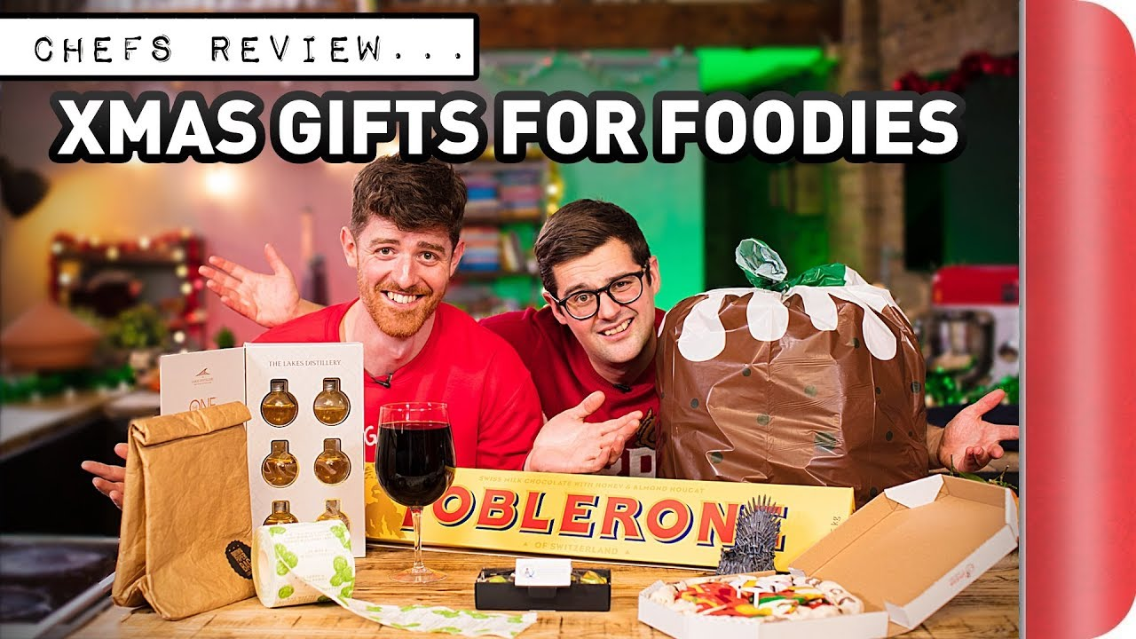 Chefs Review Christmas Gifts for Foodies