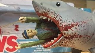 JAWS Funko ReAction Figures Review