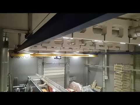 Кран балки подвесные 3,2т производства МКС