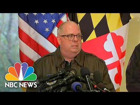 Maryland Authorities Name The School Shooter | NBC News