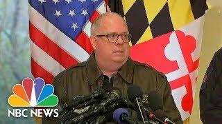 Maryland Authorities Name The School Shooter | NBC News thumbnail