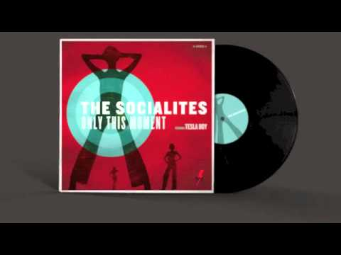 The Socialites feat. Tesla Boy - Only This Moment (Satin Jackets Mix)
