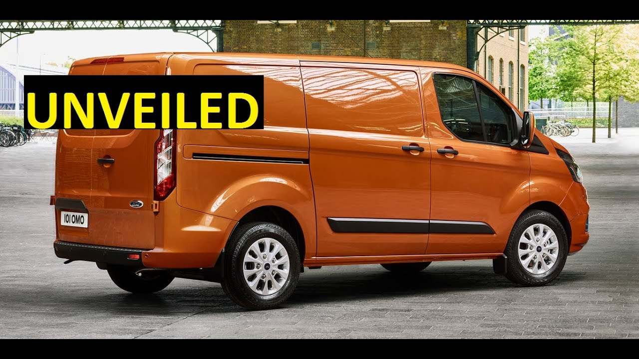 watch now 2018 ford transit custom facelift revealed. Black Bedroom Furniture Sets. Home Design Ideas