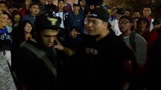 Juanito Koracha vs Pitbull - Semifinal - Shirt Battle Ambato