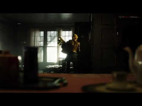 Gotham 4x17/Jerome gets knock out/Penguin meets Butch/Gordon and Harvey talk to Bruce and Alfred