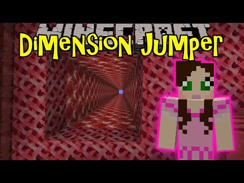 Minecraft: Dimension Jumper (Custom Map) Part 2