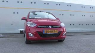ANWB test Hyundai i10