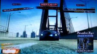 Burnout Paradise Big Surf Island Cars