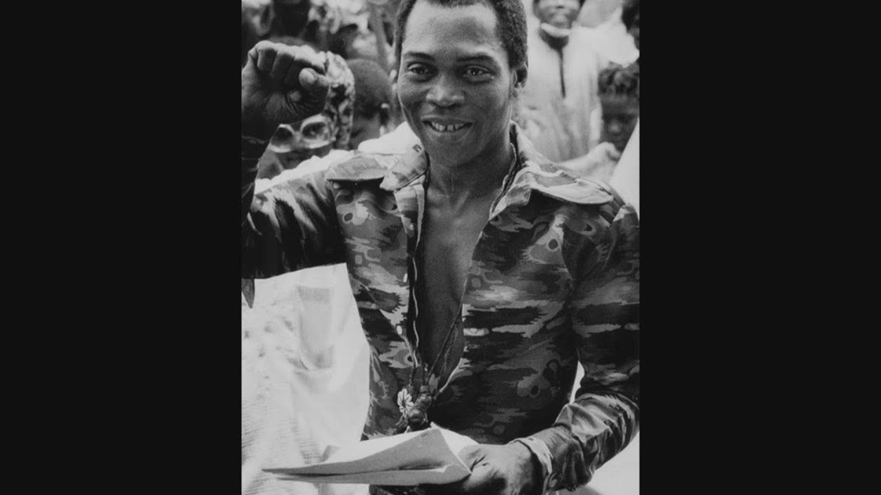 Faces of Africa - Fela Kuti: 