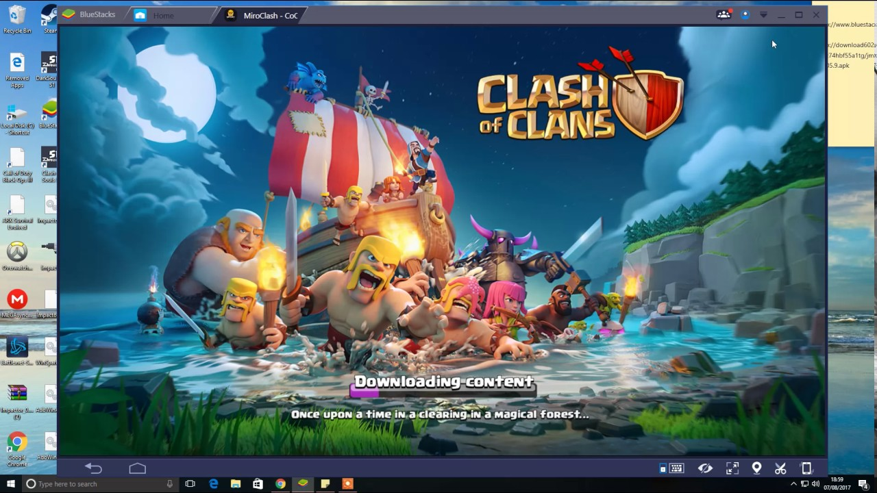 Clash of clans private server update - iandroidhacker.com