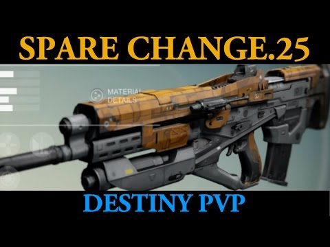 Spare Change.25 Isn't Too Bad (Destiny PvP Rumble Gameplay)
