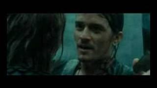 Boda de Will Turner y Elizabeth Swann