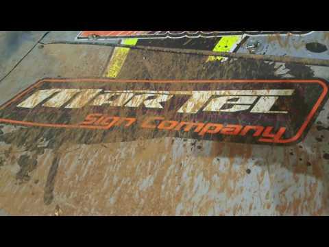 #17 Brett Wyatt - Crate U.C.R.A - 9-17-16 - Smoky Mountain Speedway - In-Car Camera