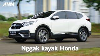 New Honda CR-V Turbo 2021 review & test drive